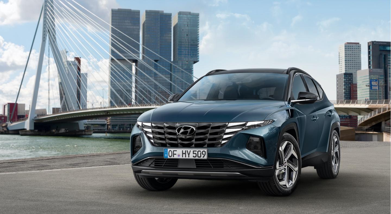 The new Hyundai TUCSON