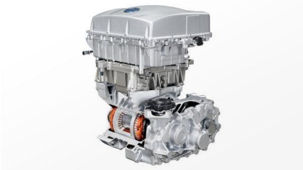 снимка на електрически двигател