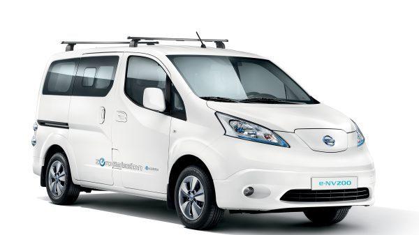 Новият Nissan e-NV200 - Аксесоари