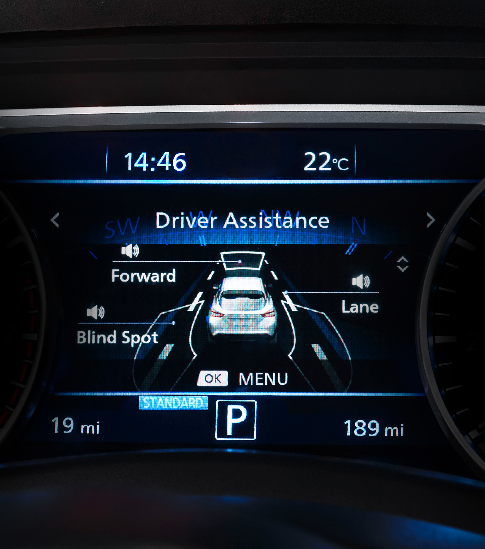 Advanced Drive-Assist