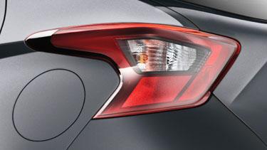 Nissan Micra Boomerang Tail Lights