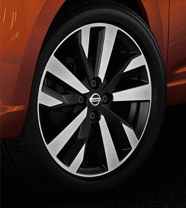 """Nissan Micra 17"""" Alloy Wheels"""