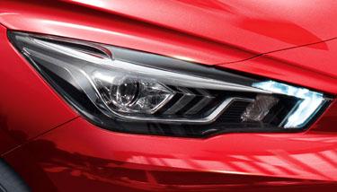 Nissan Micra LED Headlights