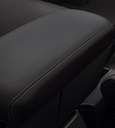 Nissan Micra Interior Stitching