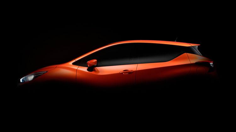 Nissan Micra Floating Roof Design