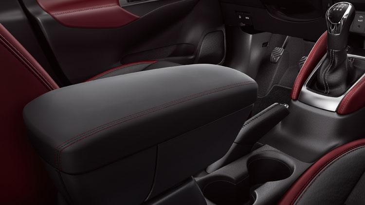 Nissan Micra Leather Armrest