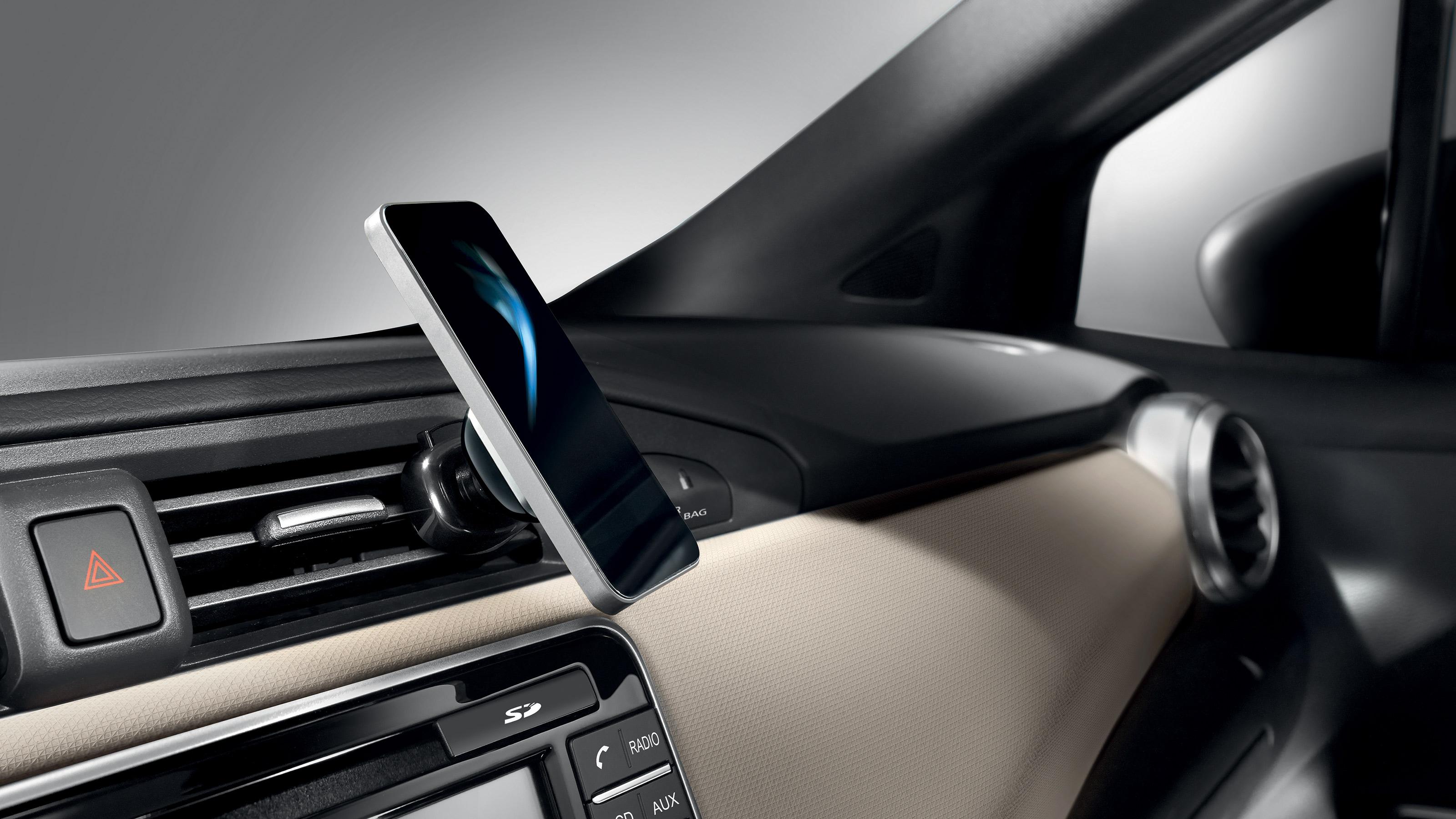 Nissan Micra Air Vent Mount Smartphone Holder