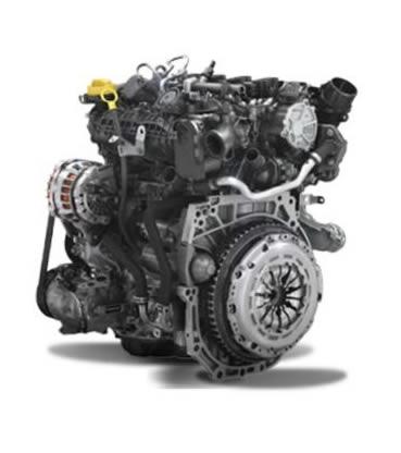 Бензинов двигател с мощност 160 к.с