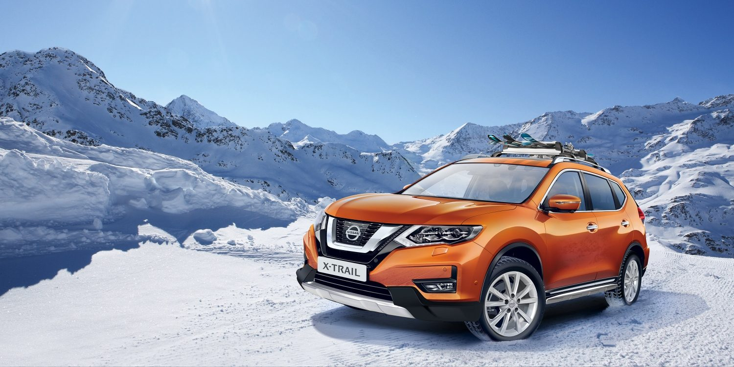 NISSAN X-TRAIL Crossover-Paket