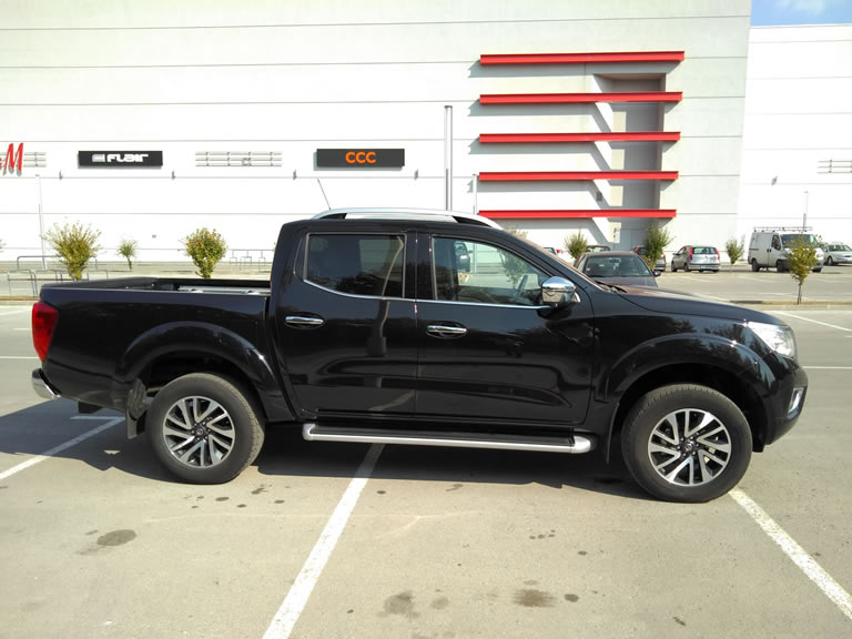 Nissan Navara 2.3dCi 4x4 AT - 190 к.с.