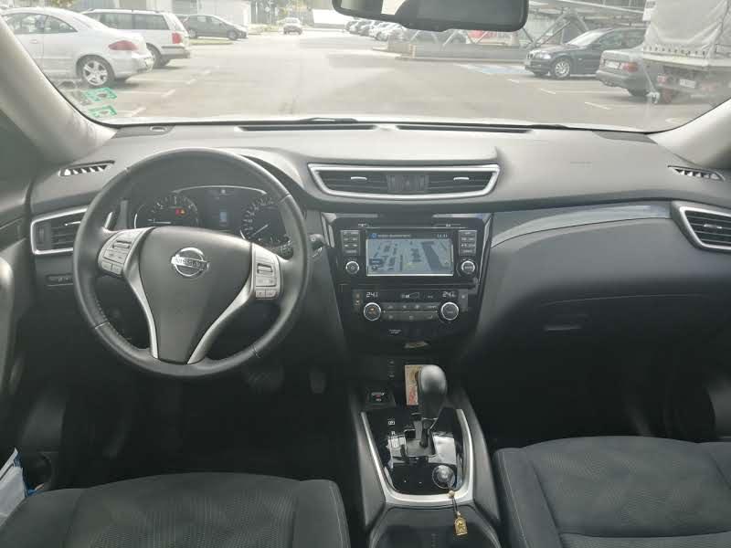 Nissan X-Trail 1.6dCi CVT 2WD, 130 к.с.