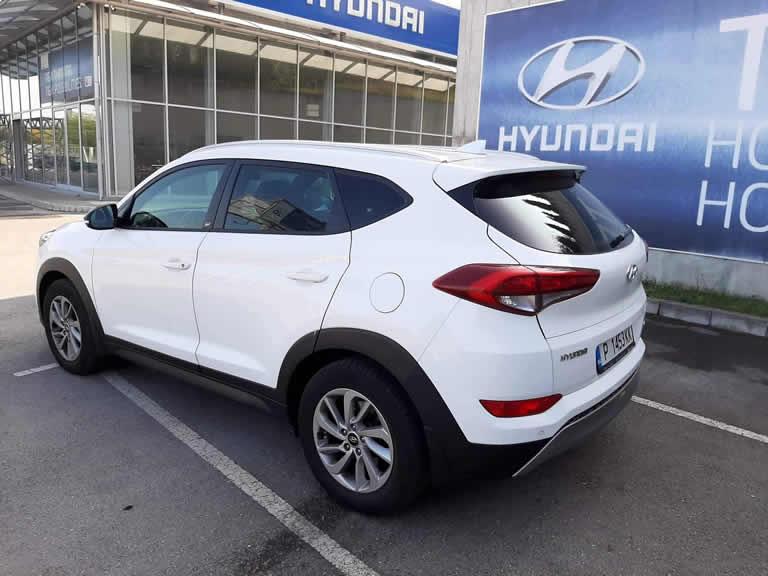 Hyundai Tucson 1.6 T-GDI A/T 4WD, 177 к.с