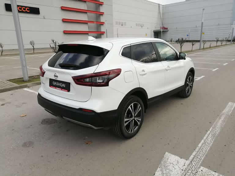 Nissan Qashqai 1.3 DDT - 140 к.с.
