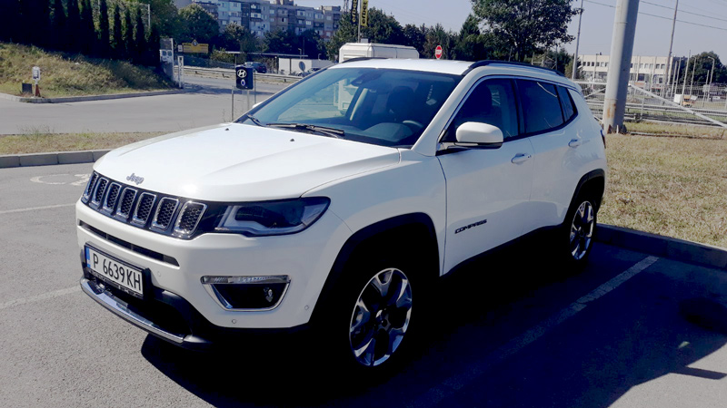 Jeep Compass 2.0 CRD 4x4 AT - 170 к.с.